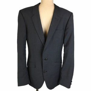 TIGER OF SWEDEN Classic Navy Blazer 100% Wool 48